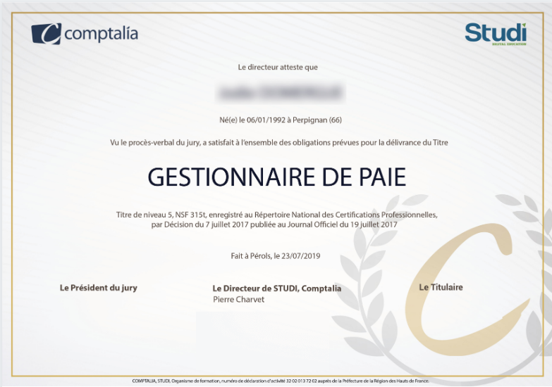 nouveaut u00e9   les certifications studi et les titres