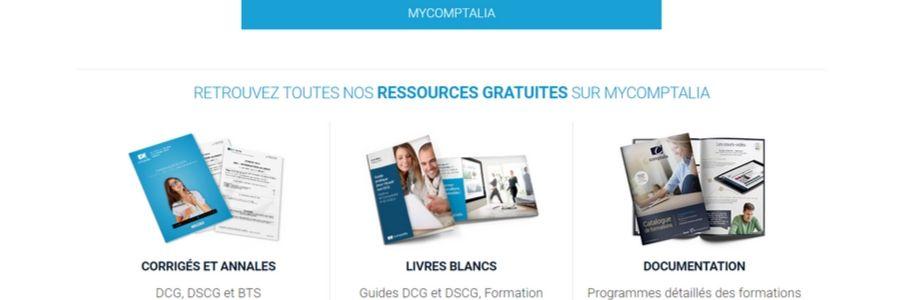 Services gratuits MyComptalia